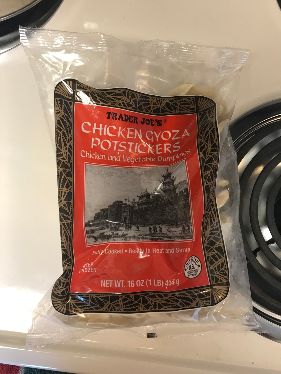 Trader Joe's Chicken Potstickers