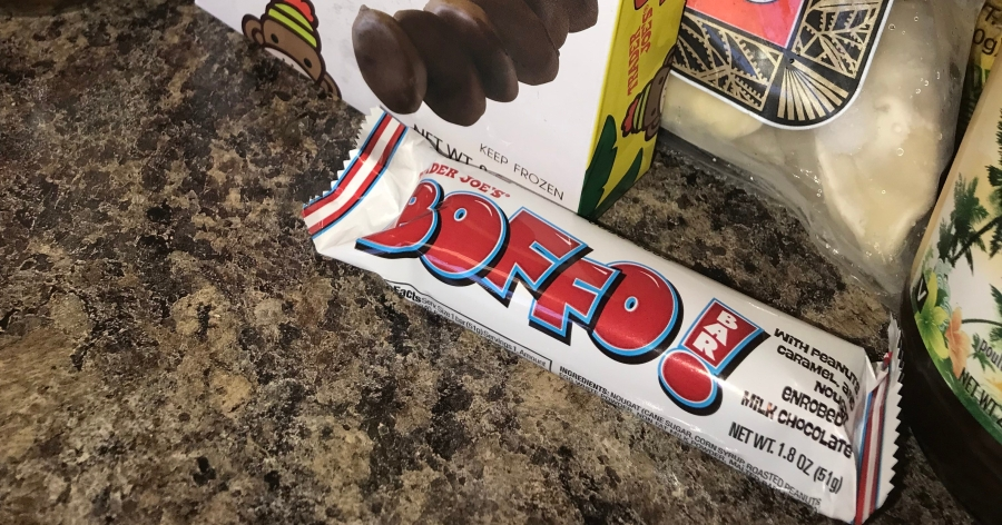 Boffo Bar From Trader Joe's